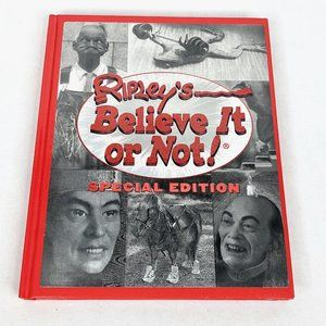 Ripley's Believe It or Not Special Edition 2001 HC
